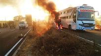 Violence flares up in Gujarat, Bihar, Rajasthan
