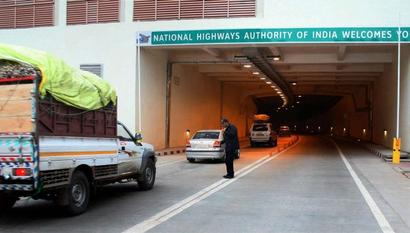 PM to launch Asia's longest bi-direction road tunnel in J&K