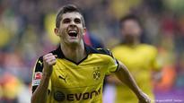 Bundesliga: First goal for Pulisic helps Borussia Dortmund cruise past Hamburg