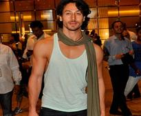 Tiger Shroff clarifies 'padding' comment, says would never think of female co