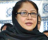 Asif Ali Zardari's sister Faryal Talpur wins