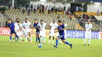 Indian football's stars of tomorrow show bright sparks