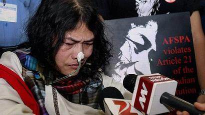 Irom Sharmila's decision to end 16-year fast surprises family, associates