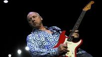 Knopfler cans Russian show in protest