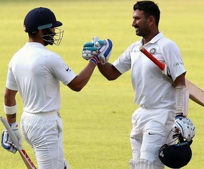 Pujara rises to 2nd, Kohli stays 5th in ICC Test rankings