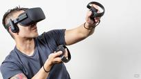 Oculus Rift looks to beat HTC's Vive at room-scale VR