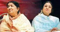 Mangeshkar sisters tune in