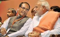 Shivraj Singh Chouhan paints governance with Modi shades