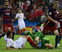 Barca, Sevilla stalemate goes to extra-time