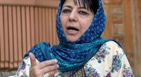 Mehbooba reviews development projects in Chenab region