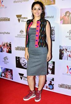 PIX: Isha Talwar, Mini Mathur, Rajkumar Hirani made time for this movie