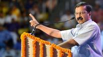 Arvind Kejriwal begins roadshow for 2019 Haryana Assembly Elections
