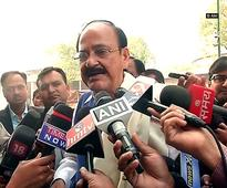 We don't know what opposition parties want: Venkaiah Naidu on parliament deadlock