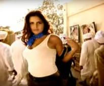 Pic: Katrina Kaif sets the temperature soaring in a white bodysuit