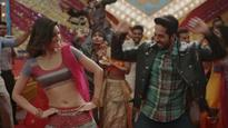 Watch: Kriti Sanon, Rajkumar Rao and Ayushmann Khurrana's 'fun'tastic times in Bareilly Ki Barfi's song 'Sweety Tera Drama'