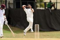 Indian seamers fire blanks on Day 2 of warm-up match, Amit Mishra saves blushes
