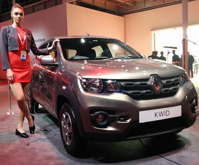 Renault Kwid gives Maruti Alto a run for its money