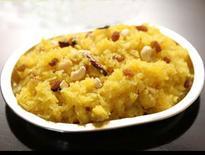 Rice Kesari Bhaat Recipe