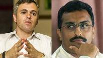 Ram Madhav, Omar Abdullah spar over UN Military Observers Group office in Srinagar