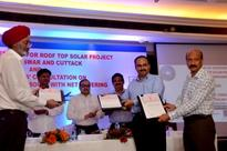 Odisha inks MoU with Azure Power for India's first grid connected roof-top solar project