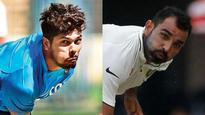 Deodhar Trophy: It's Umesh Yadav vs Mohammed Shami as India A take on India B