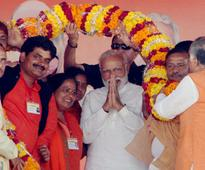Prannoy Roy predicts big win for BJP in UP