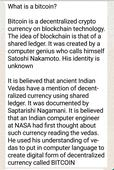 Mitron: Bitcoin has an Indian connection and you better read this.