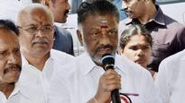 Centre to issue coin on MG Ramachandran, says Panneerselvam
