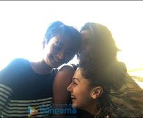 Taapsee Pannu posts photograph with her PINKs co-actresses