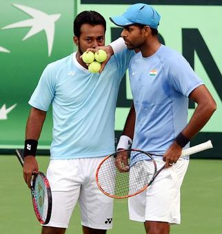 Tennis Roundup: Vardhan bags 2nd title, Paes loses