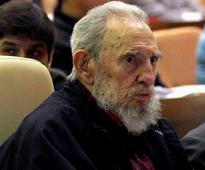 I don't trust the US nor have I spoken with them: Fidel Castro