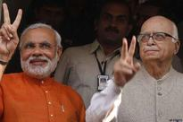 Days after being elevated as BJP poll panel chief, Modi meets Advani