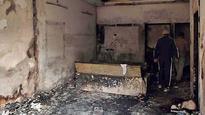 Blaze, laze: 3 charred to death in Jaipur