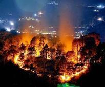 Uttarakhand forest fires could melt glaciers faster, say experts