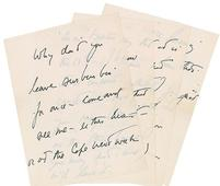 JFK letter to purported lover sells for almost $89,000