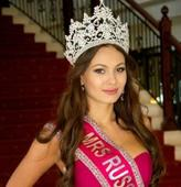 Mrs Russia steps down over 'Mrs Dumb' interview gaffes
