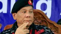Philippine President Rodrigo Duterte says he supports same-sex marriage