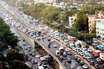 Mumbai: PWD's repair work causes a 4-km logjam on Western Express Highway