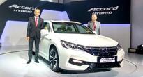 Honda Cars India launches Accord Hybrid at Rs 37 lakh