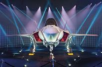 First Israeli F-35 unveiled