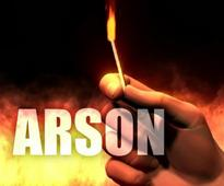 Man charged for Arson