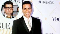 The Great India Laughter Challenge: Akshay Kumar insists on Dabboo Ratnani for photoshoot