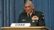 Pakistan, China behind illegal immigration in northeast: Army Chief