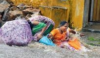 Hyderabad rain: Global city in 'pit'iable state