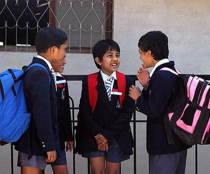 'Reservation at school level creates an inclusive society'