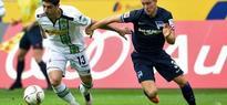 Gladbach rout Hertha to climb into Champions League berths