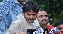 Won't accept Hardik's bail undertaking: Gujarat govt tells HC