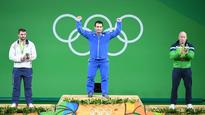 Weightlifter wins second gold medal for Iran at Rio 2016