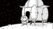 China's Jade Rabbit Moon rover says goodbye