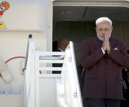 Disclose bills of Air India charter plane for PM's travel abroad: CIC to MEA